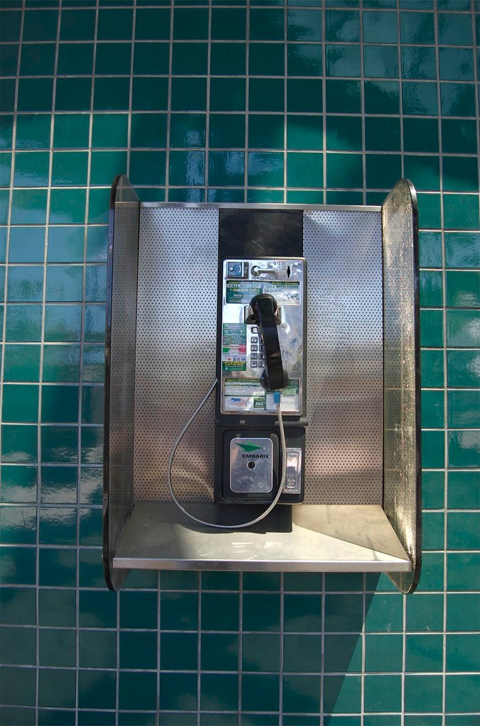 """""""Phone Booth"""" by geishaboy500 is licensed under CC BY 2.0"""
